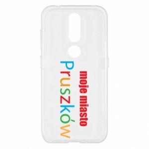 Nokia 4.2 Case Inscription: My city Pruszkow