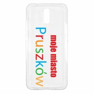Nokia 2.3 Case Inscription: My city Pruszkow