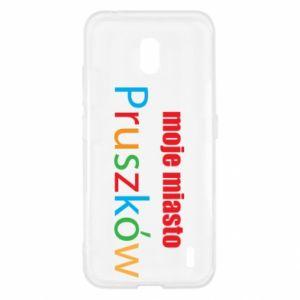 Nokia 2.2 Case Inscription: My city Pruszkow