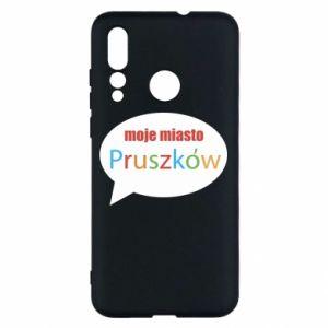 Huawei Nova 4 Case Inscription: My city Pruszkow