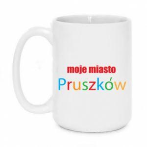 Kubek 450ml Napis: Moje miasto Pruszków