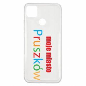 Xiaomi Redmi 9c Case Inscription: My city Pruszkow