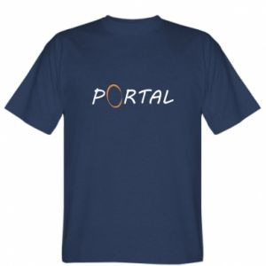 Koszulka Napis Portal