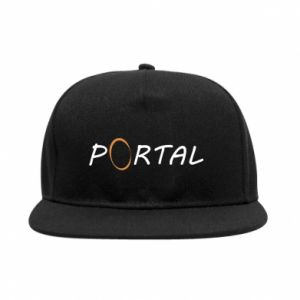 Snapback Napis Portal