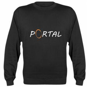 Bluza (raglan) Napis Portal
