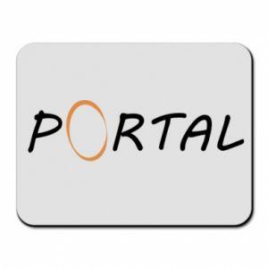 Podkładka pod mysz Napis Portal