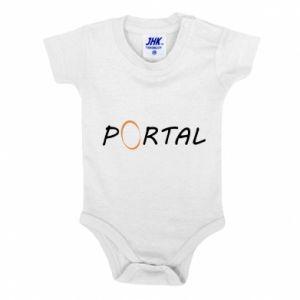 Body dla dzieci Napis Portal