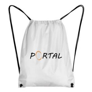 Plecak-worek Napis Portal