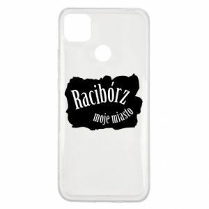 Xiaomi Redmi 9c Case Inscription - Raciborz my city