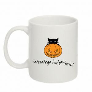 Kubek 330ml Napis: Wesołego Halloween