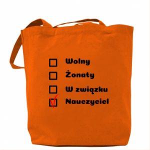Bag Teacher - PrintSalon
