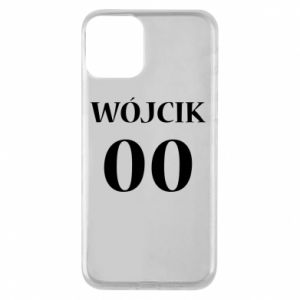 Phone case for iPhone 11 Surname and number