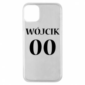 Phone case for iPhone 11 Pro Surname and number