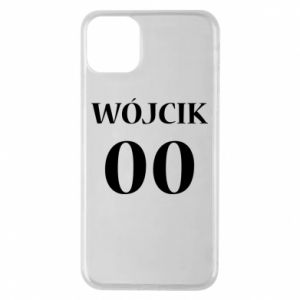 Phone case for iPhone 11 Pro Max Surname and number