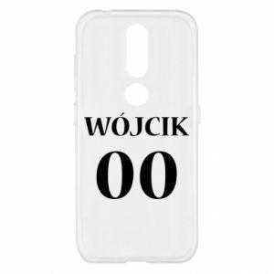 Etui na Nokia 4.2 Nazwisko i numer