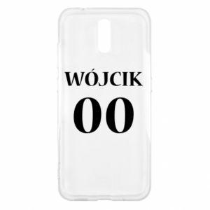 Etui na Nokia 2.3 Nazwisko i numer
