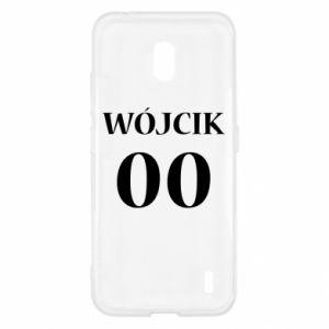 Etui na Nokia 2.2 Nazwisko i numer