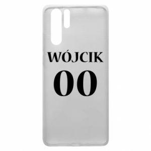 Etui na Huawei P30 Pro Nazwisko i numer