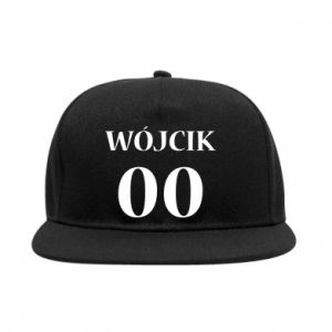 SnapBack Surname and number