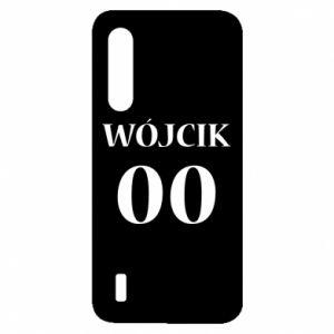 Etui na Xiaomi Mi9 Lite Nazwisko i numer