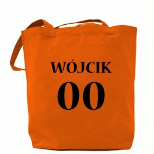 Bag Surname and number