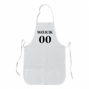 Apron Surname and number