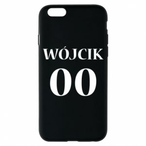 Phone case for iPhone 6/6S Surname and number