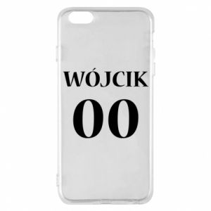 Phone case for iPhone 6 Plus/6S Plus Surname and number