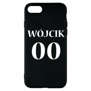 Phone case for iPhone 7 Surname and number