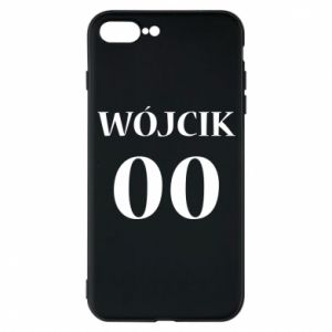 Phone case for iPhone 7 Plus Surname and number