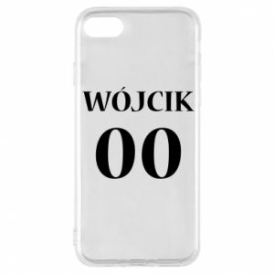 Phone case for iPhone 8 Surname and number