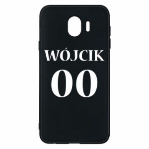 Phone case for Samsung J4 Surname and number