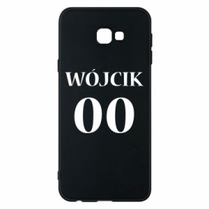 Phone case for Samsung J4 Plus 2018 Surname and number