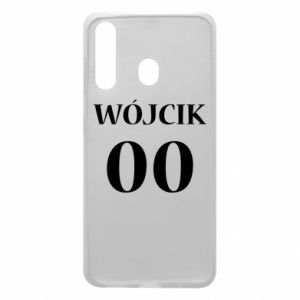 Phone case for Samsung A60 Surname and number