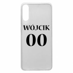 Phone case for Samsung A70 Surname and number