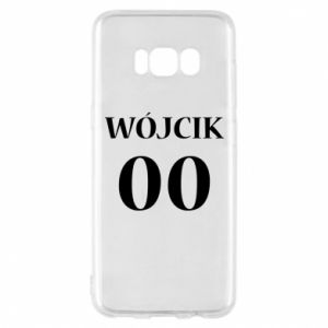 Phone case for Samsung S8 Surname and number