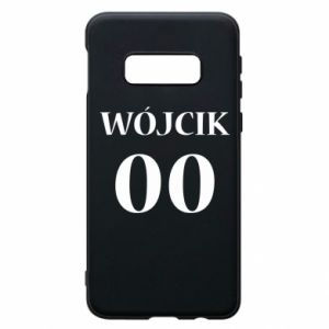 Phone case for Samsung S10e Surname and number