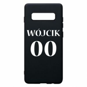 Phone case for Samsung S10+ Surname and number