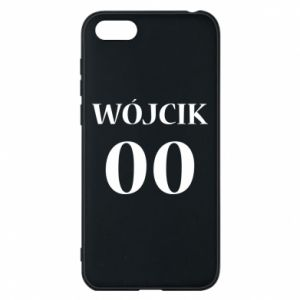 Phone case for Huawei Y5 2018 Surname and number