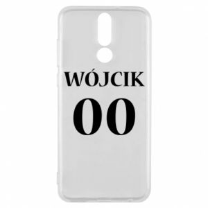 Phone case for Huawei Mate 10 Lite Surname and number
