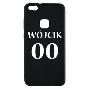 Phone case for Huawei P10 Lite Surname and number