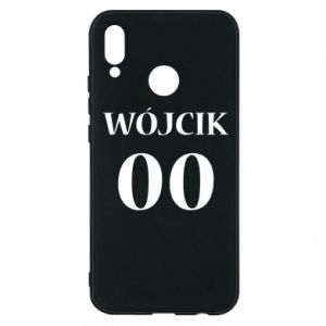 Phone case for Huawei P20 Lite Surname and number