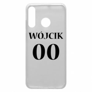 Phone case for Huawei P30 Lite Surname and number