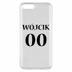Phone case for Xiaomi Mi6 Surname and number