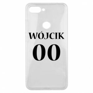 Phone case for Xiaomi Mi8 Lite Surname and number