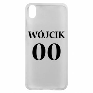 Phone case for Xiaomi Redmi 7A Surname and number