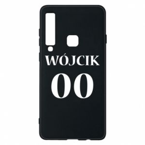 Phone case for Samsung A9 2018 Surname and number