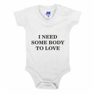 Body dla dzieci Need some body to love