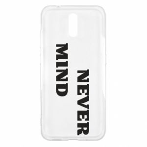 Nokia 2.3 Case Never mind