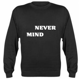 Bluza (raglan) Never mind